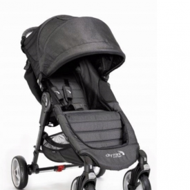 Wózek Baby Jogger CITY MINI 4-kołowy CHARCOAL 2019 FOLIA