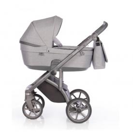 Wózek Roan Bloom 3w1 fotel Maxi Cosi Rock