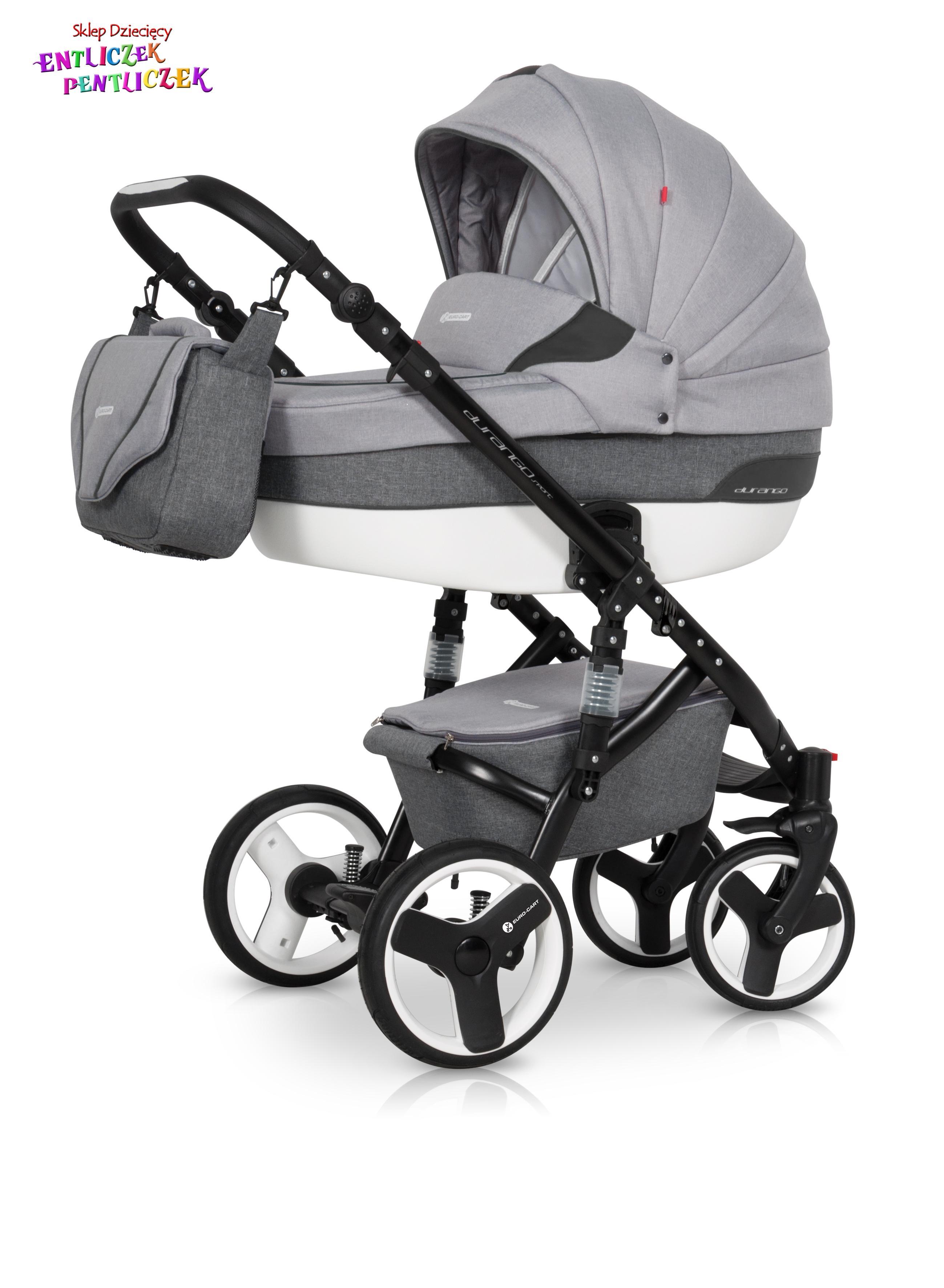 d3c8eb79a82bb7 Wózek Euro-Cart DURANGO SPORT 3w1 (z fotelem) - Wózki wielofunkcyjne ...