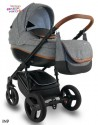 Wózek Bexa Ideal New 3w1 FOTEL MAXI COSI ROCK i-Size