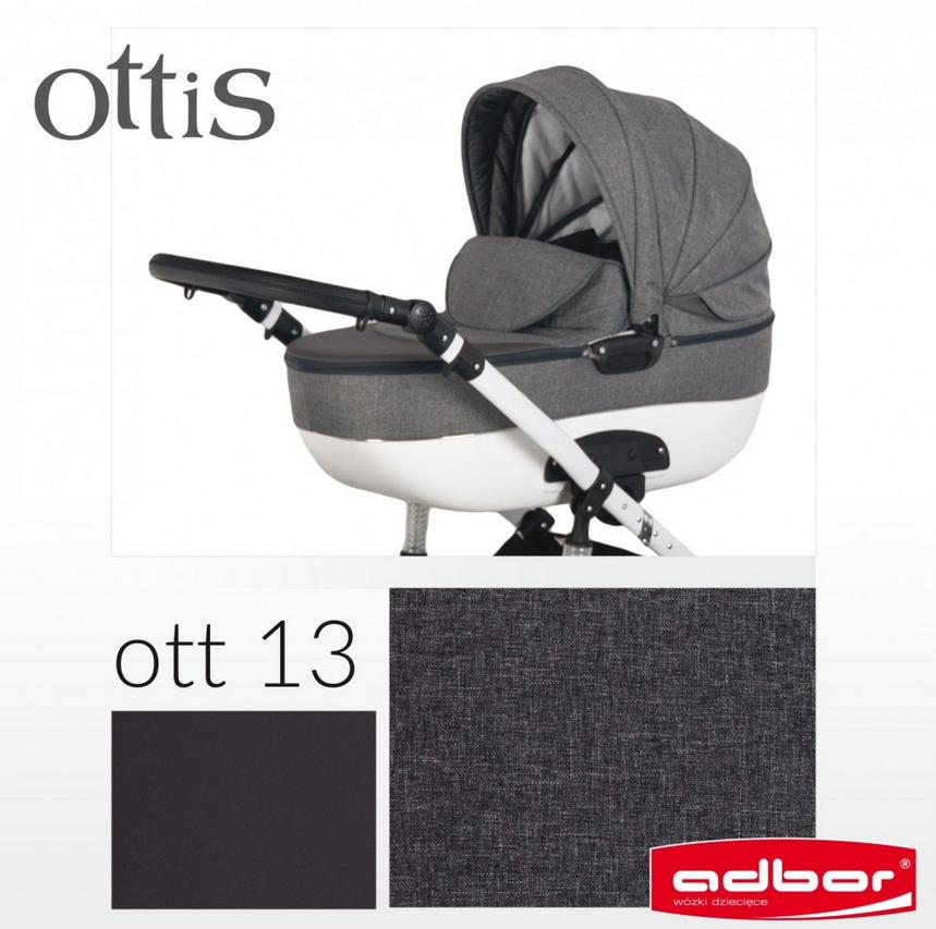 Wózek Adbor Ottis 3w1 Wózki Dziecięce Entliczekpentliczekskleppl